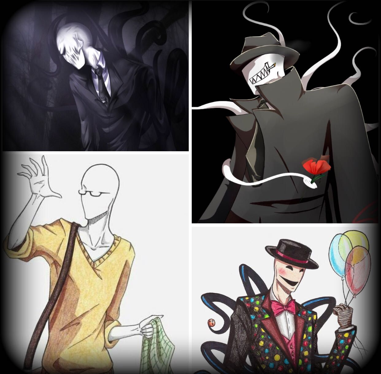 Creepypasta Lemons and Oneshots  - Follow Your Heart~ Slender