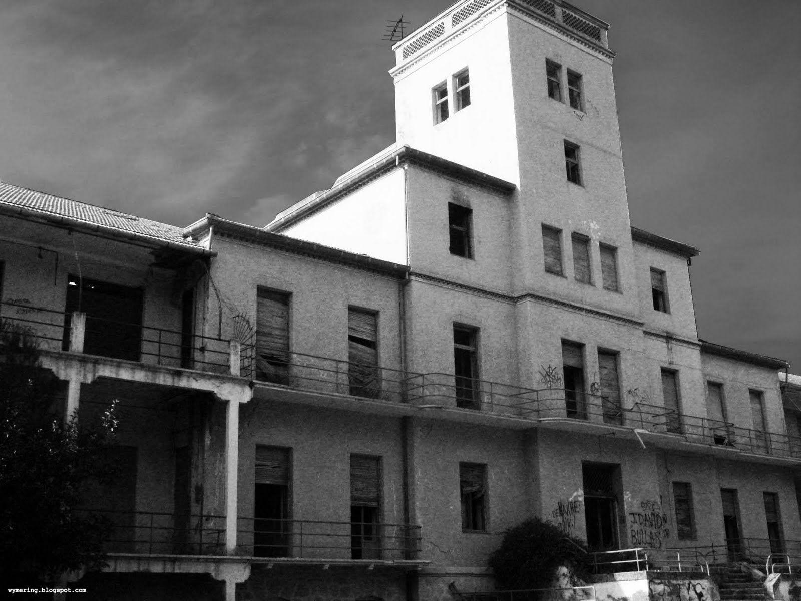 Experiencias Paranormales - Noche en el sanatorio de Sierra Espuña ...