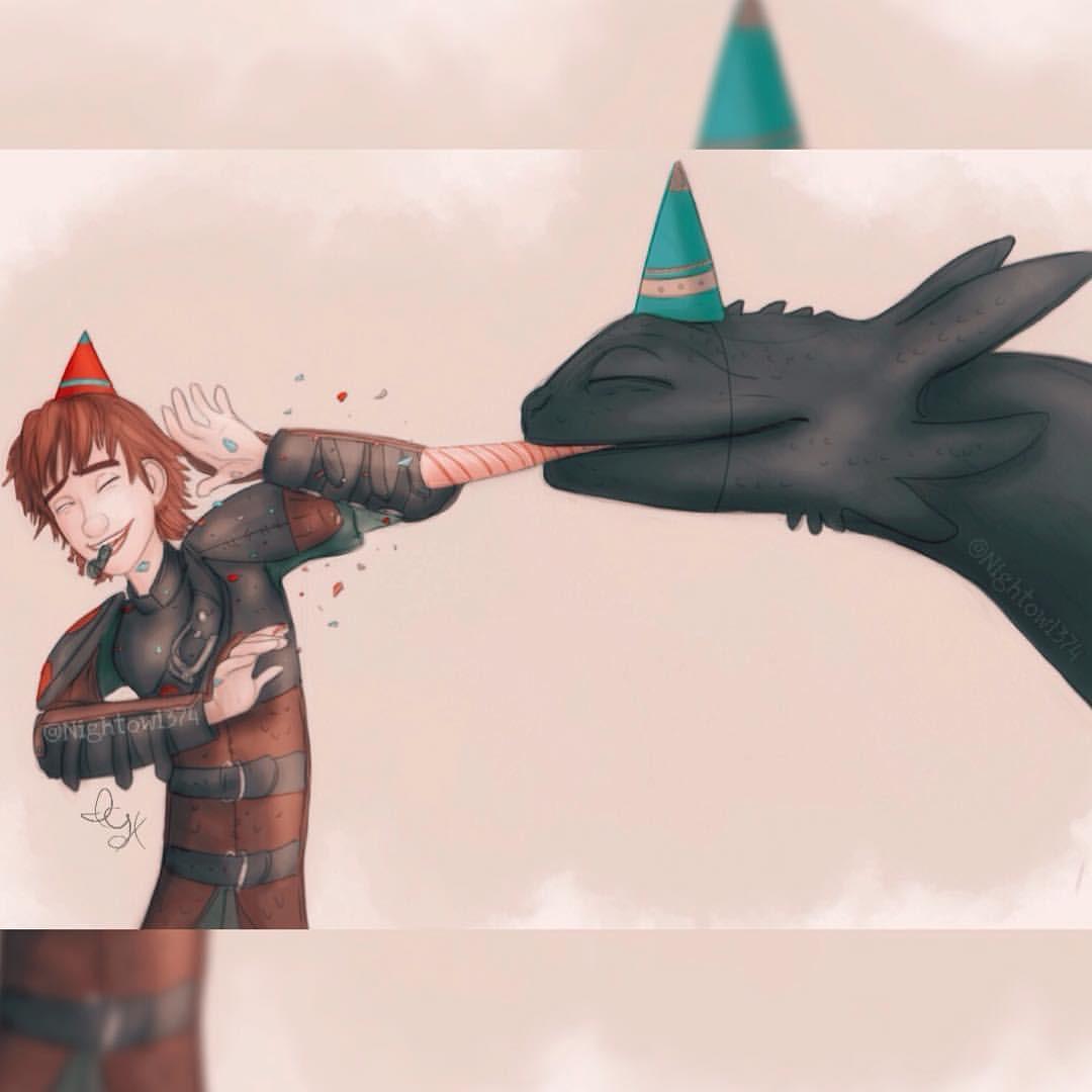 Hiccups Birthday! - Happy birthday - Wattpad