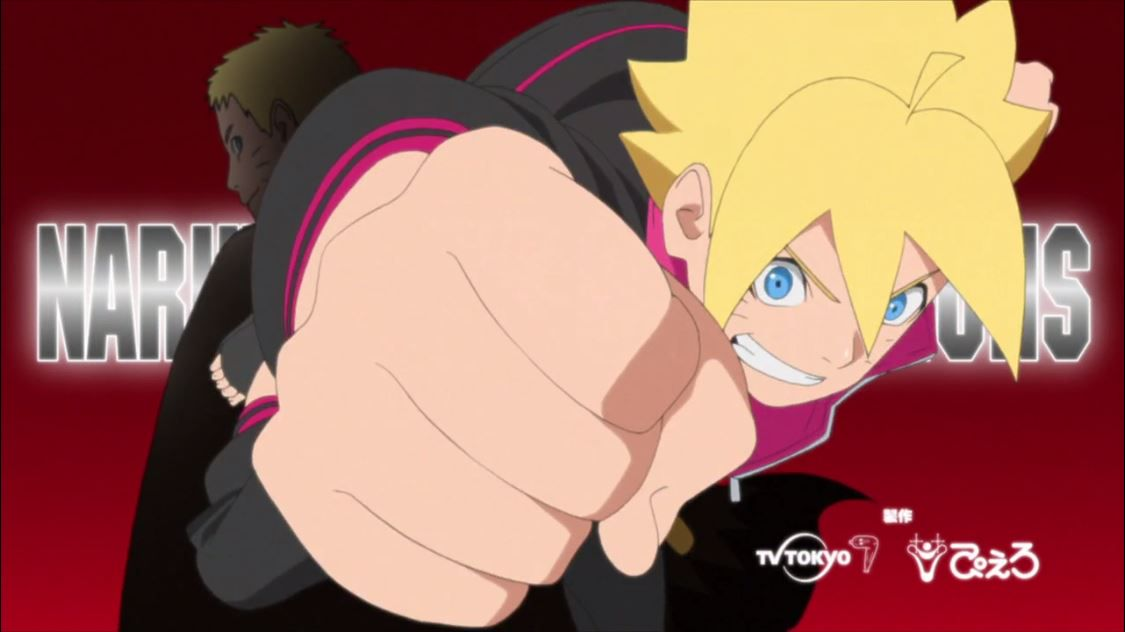 Lirik Theme Song - BORUTO: NARUTO NEXT GENERATIONS - Opening