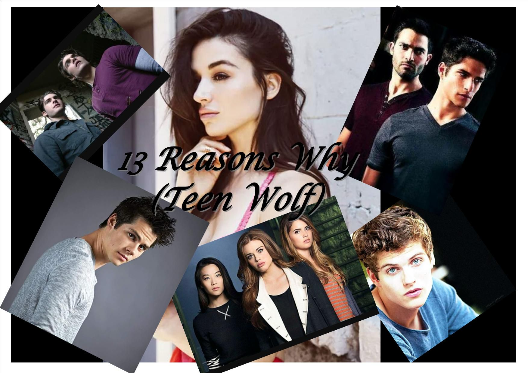 13 reasons why teen wolf casting wattpad kristyandbryce Image collections