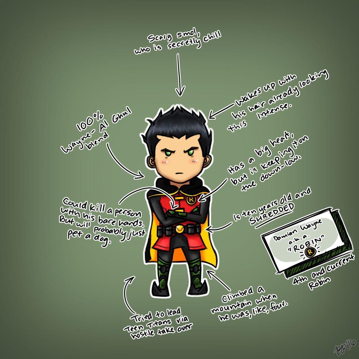 Batboys x Reader - School Kids (Damian Wayne x Reader) - Wattpad