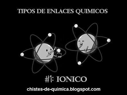 Resultat d'imatges de chiste enlace ionico