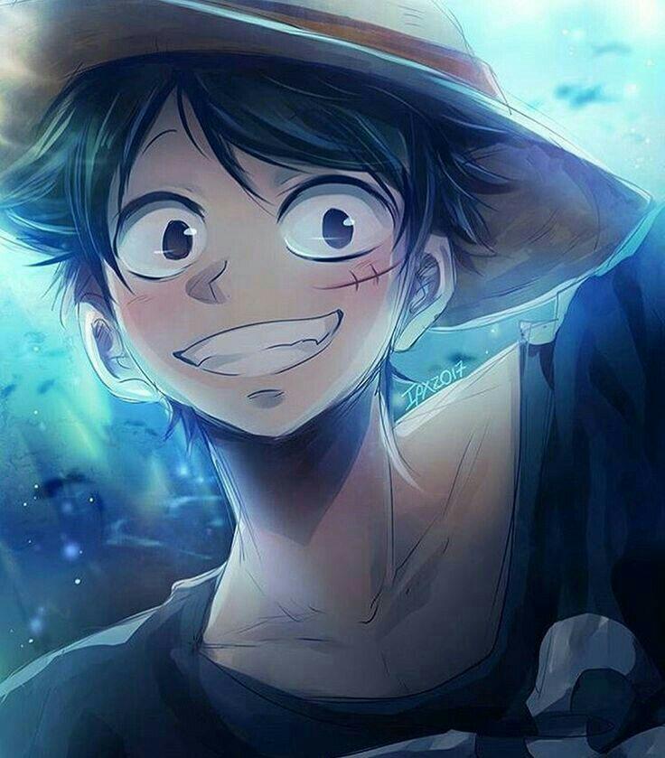 One Piece x reader!!! - p 2- Luffy x Reader-