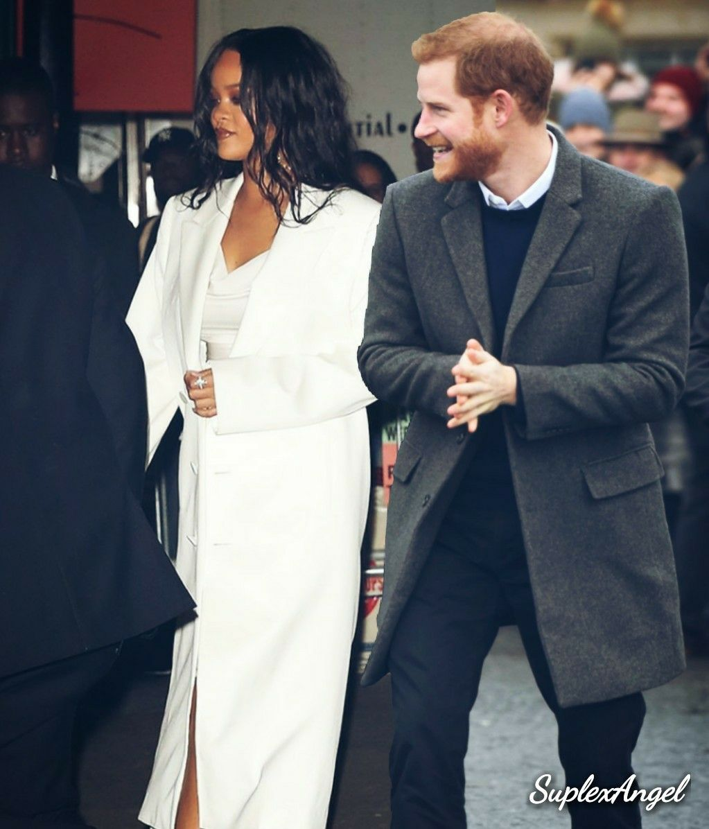 With Love, Rihanna » Prince Harry