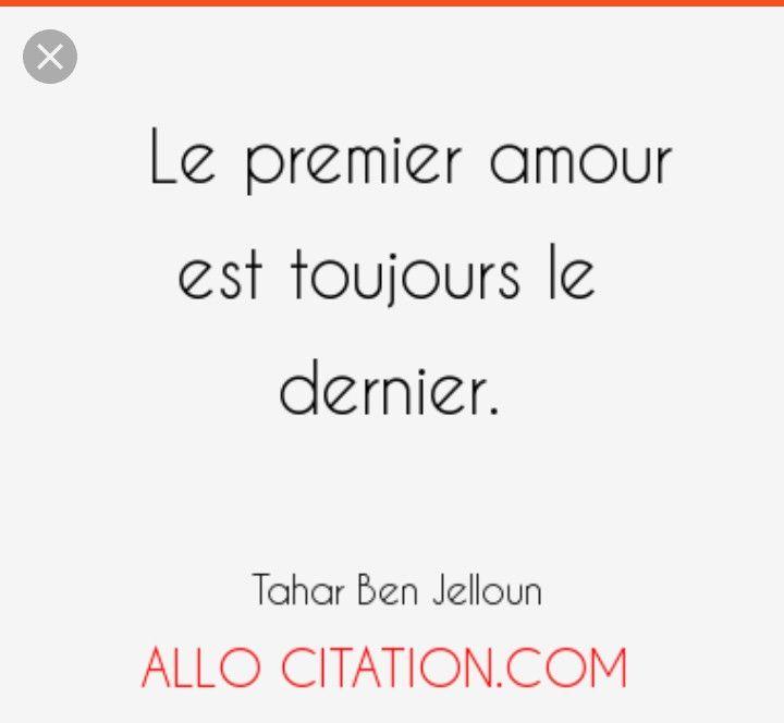 Image De Citation Citation Mon Premier Amour