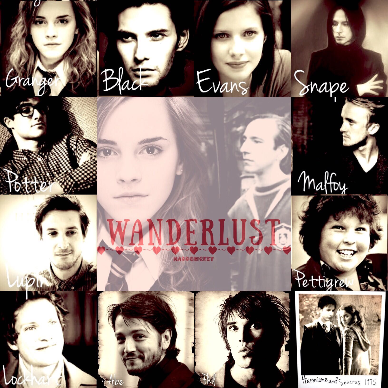 Wanderlust - Come Out and Play - Wattpad