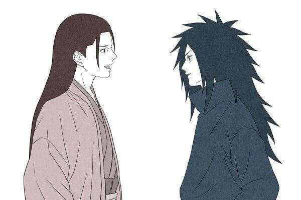 Naruto one-shots~ - Hot (springs) surprises (Hashirama x fem!Madara