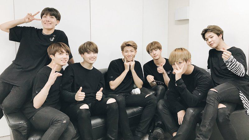 BTS Reactions - Their Reaction To You Wearing One Of Their