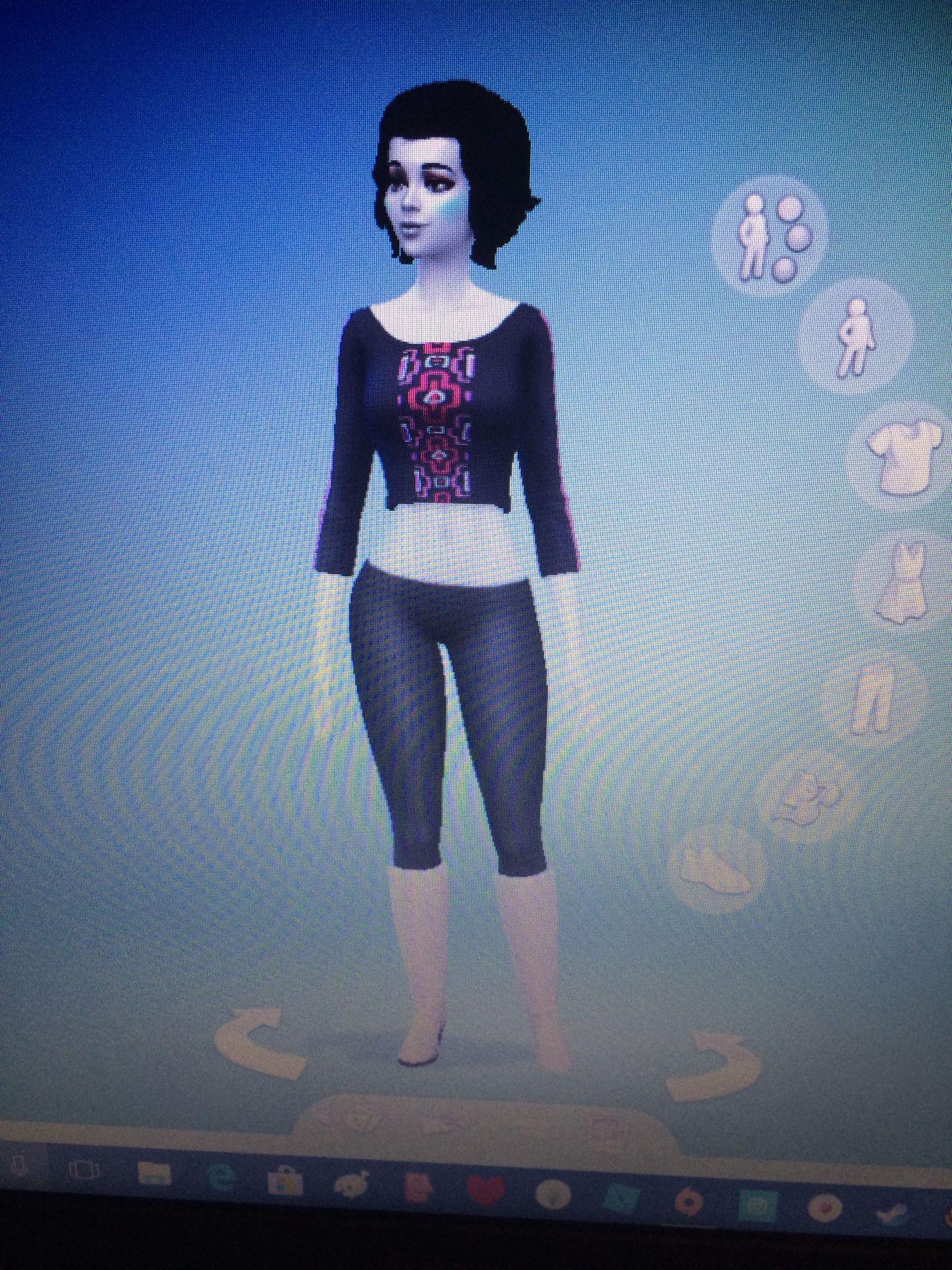 Stuff I Made For The Sims 4 - #6 - Mettaton - Wattpad