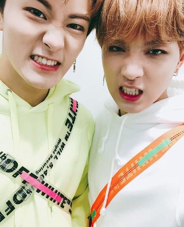 There    || Markhyuck (NCT) - There It Was  - Wattpad