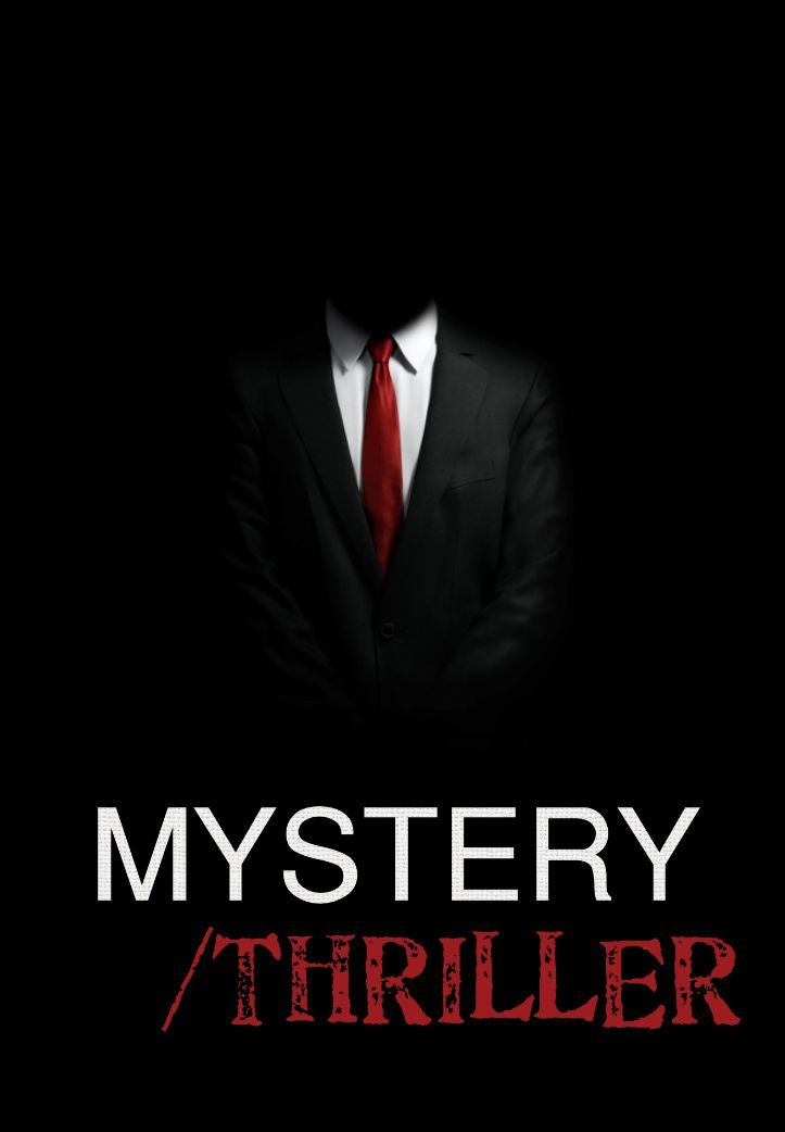 Get a FREE Book Cover Here - Mystery/Thriller - Wattpad