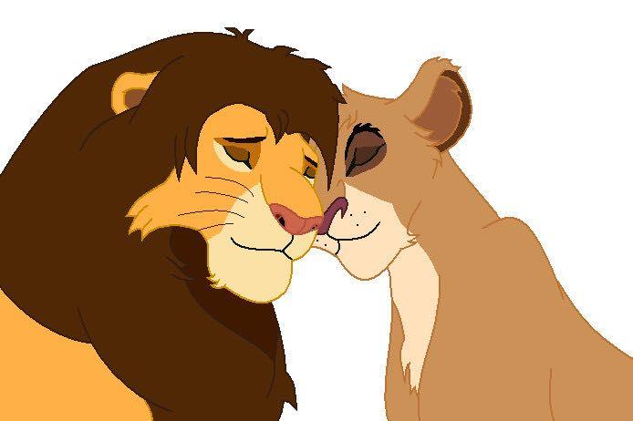 Kopa and Vitani: true love lasts - Officialy returned ...