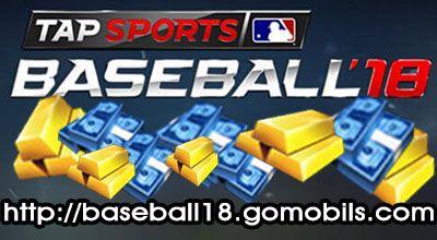 mlb tap sports baseball 2018 mod apk