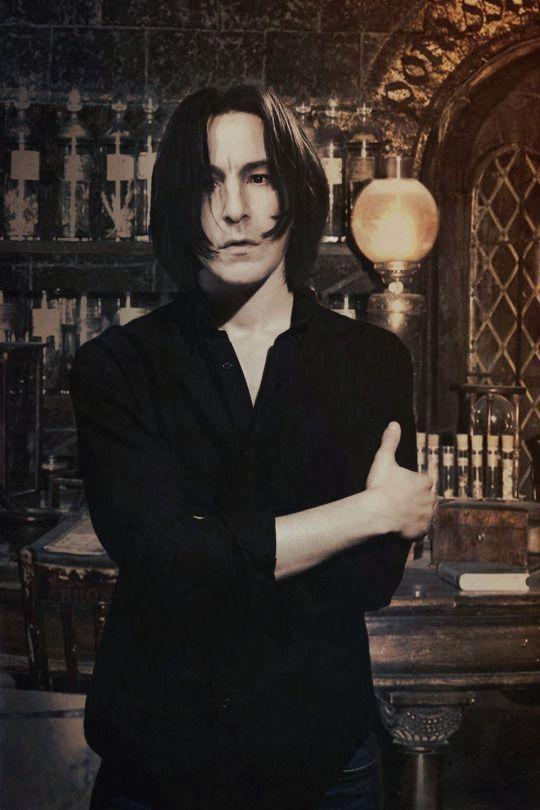 Severus snape x male reader wattpad