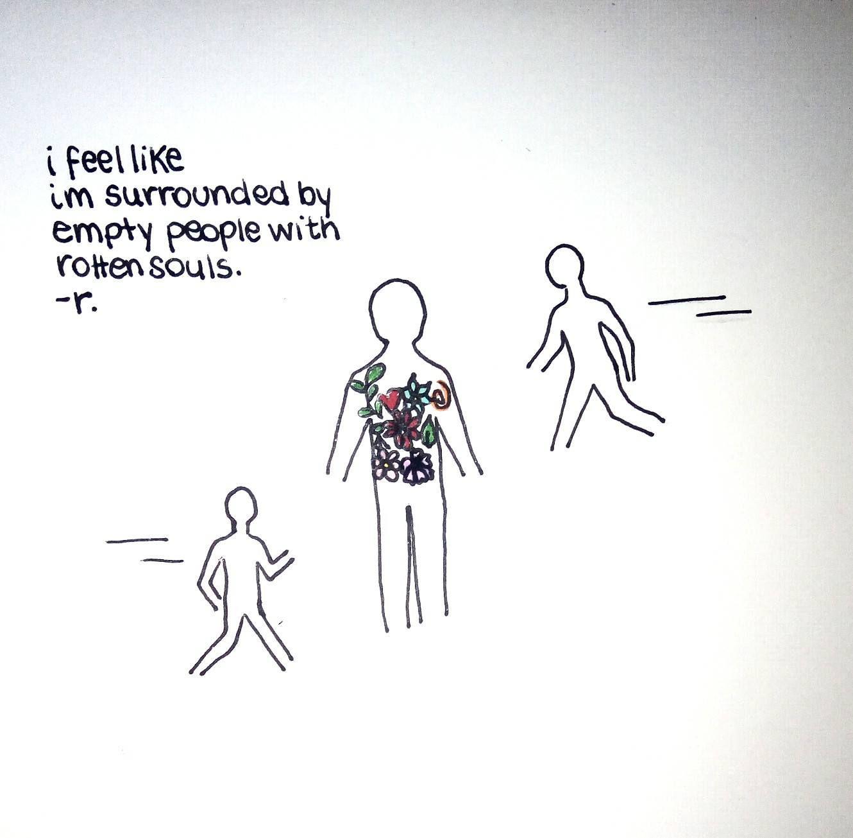 My Bad Poetry 1 Lonely Wattpad