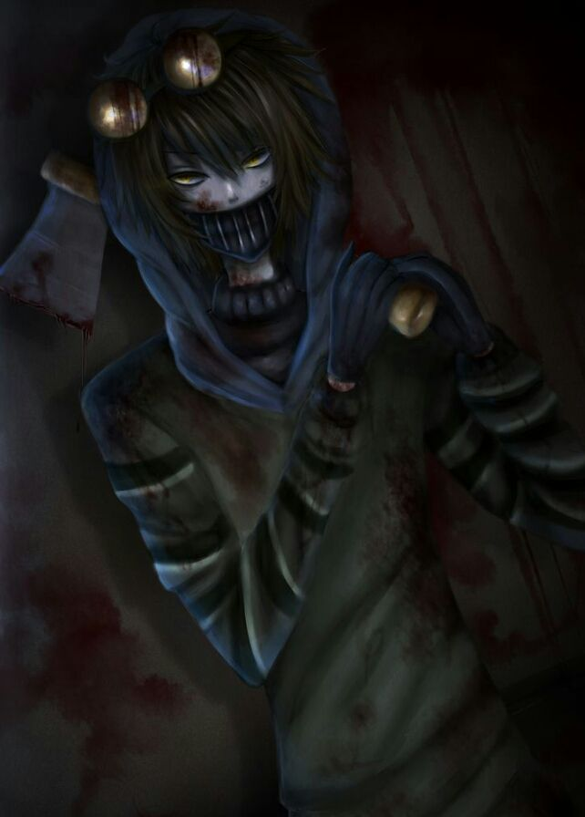A killer's wish (Yandere Ticci Toby x reader) - ____Chapter