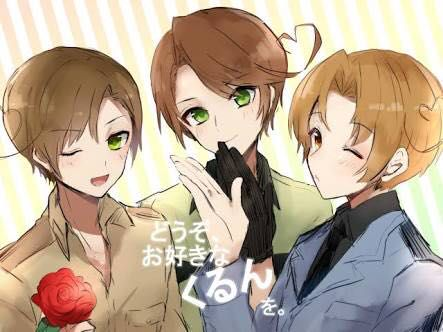 Hetalia Oneshots & Lemons *Requests Closed* - Brother!Italy