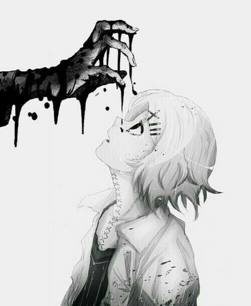 tokyo ghoul ausmalbilder  ausmalbilder