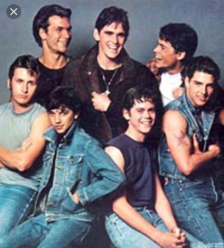 The outsiders Imagines/preferences❤️❤️ - The whole gang