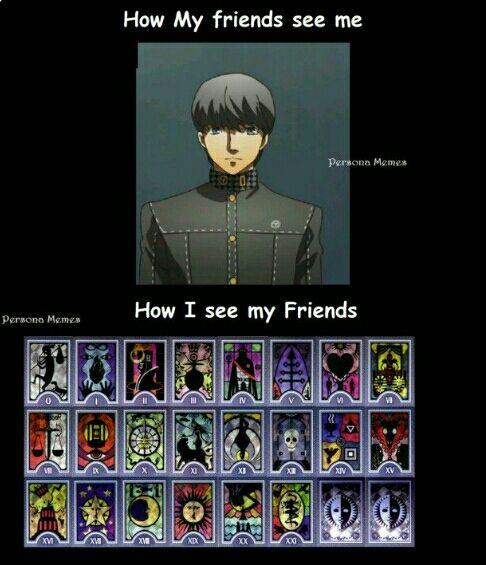 Assassin's Phantom! (Akira Kurusu/Ren Amamiya X SEME Male