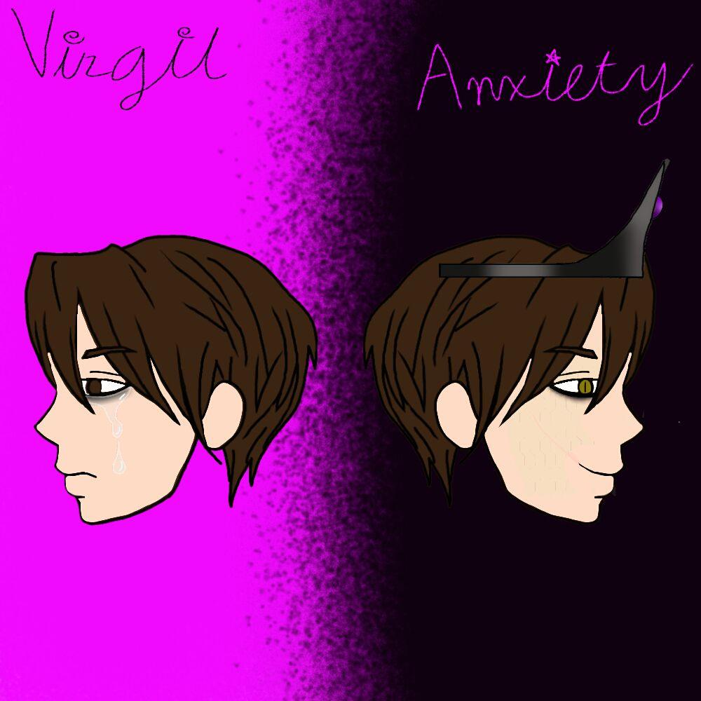 Prinxiety(Prince x Fem!Anxiety)/ sander sides One-shots