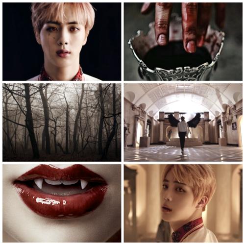 Bts Vampire X Reader