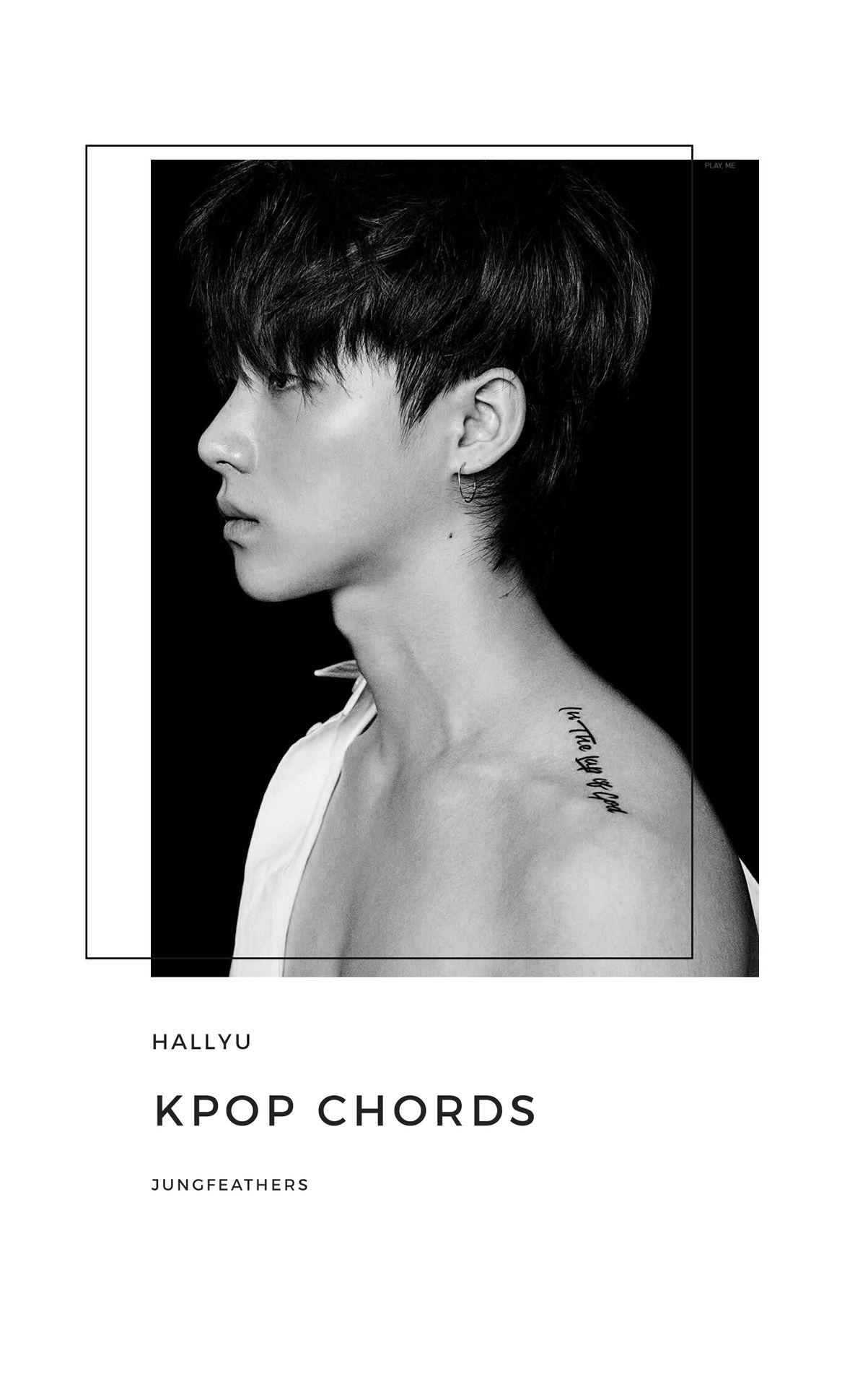 Kpop Chords Wattpad