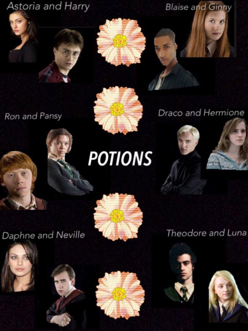 Harry e Daphne datazione fanfiction