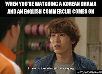 Kdrama Memes English Commerical Wattpad