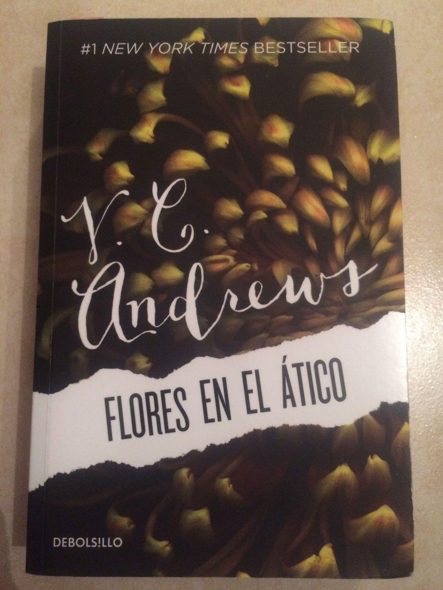Resenas De Libros Flores En El Atico Wattpad