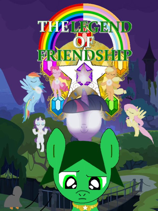 My Little Pony - The Legend of Friendship (MLP remake with