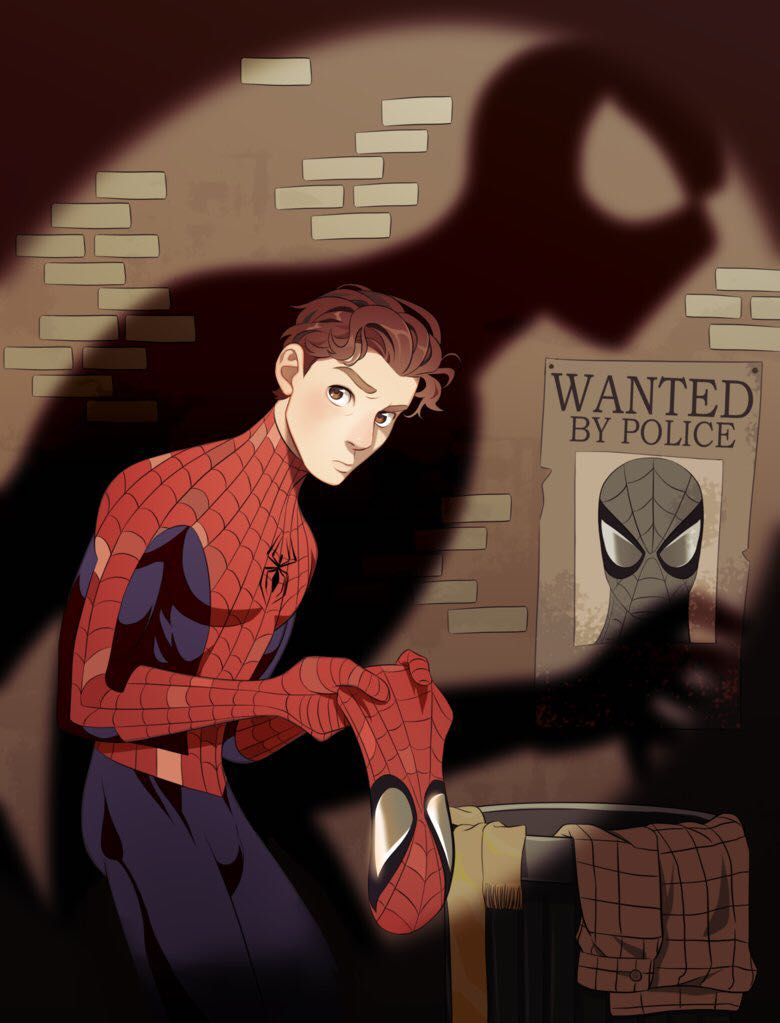 Marvel Males x male reader - Peter Parker x Short!Male