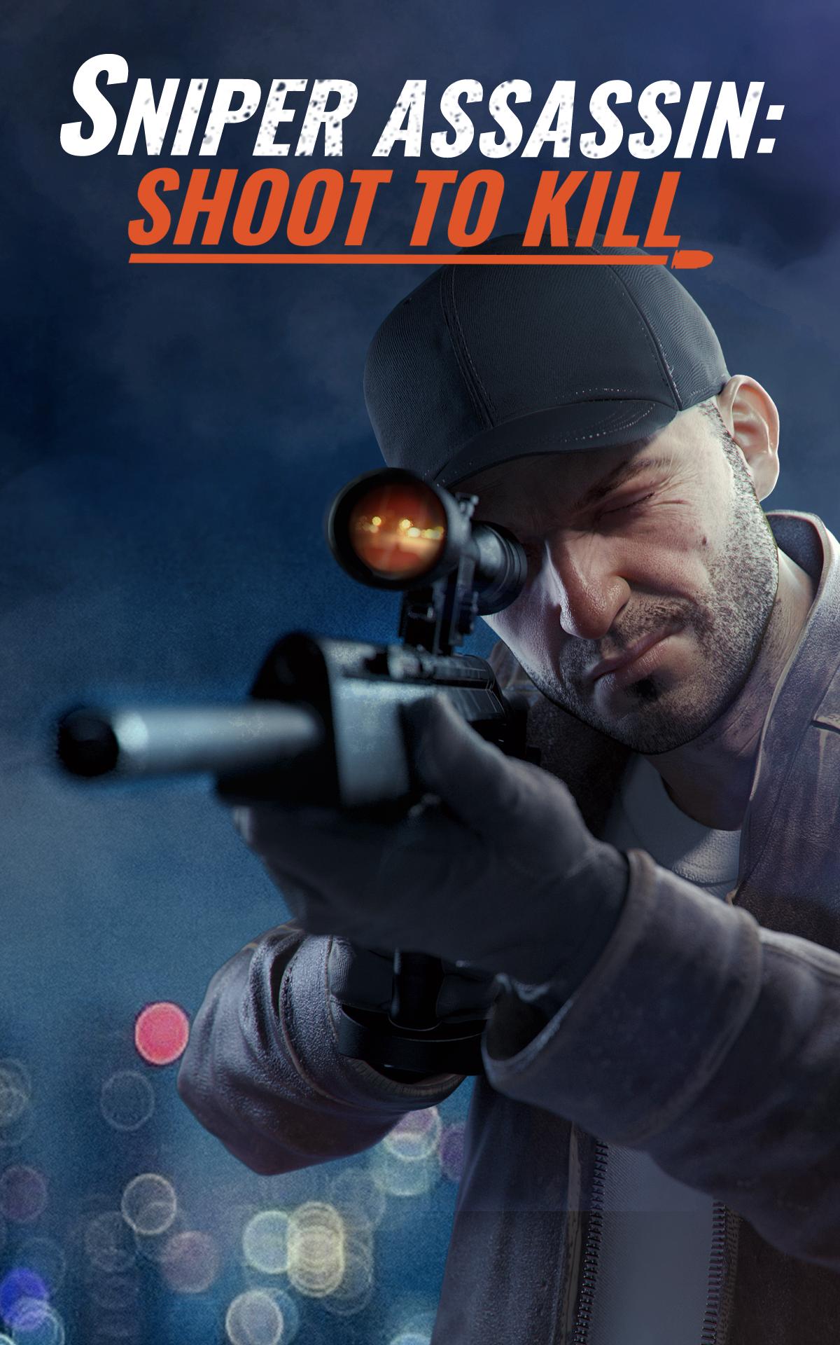 cara hack sniper 3d assassin iphone