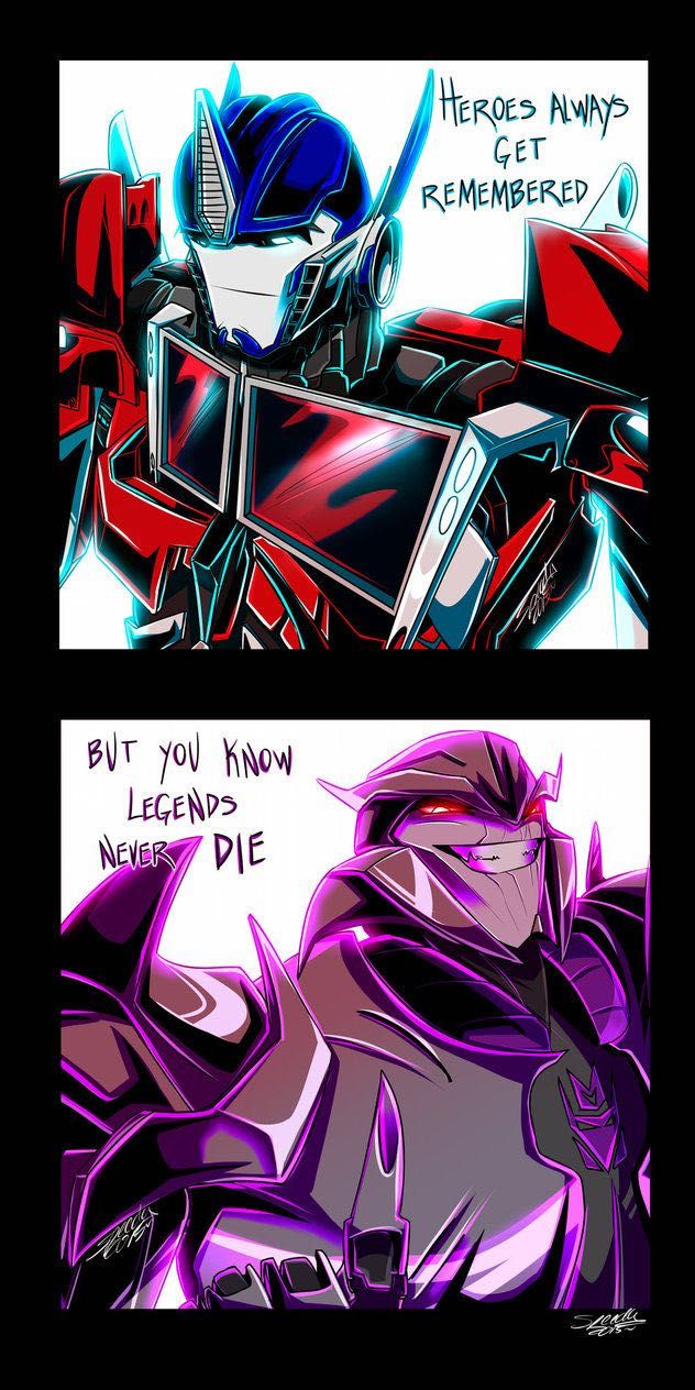 Transformers Oneshots (Requests Closed) - Megatron x Predacon!Femme