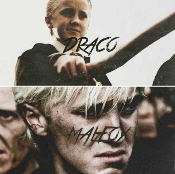 Draco Malfoy|| One Shots/Imagines - {2} || The War pt 2