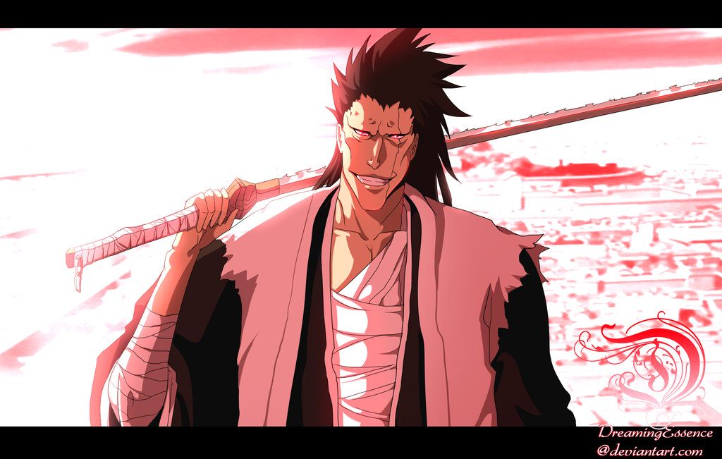 Bleach x Male & Fem Reader Lemons - Kenpachi Zaraki x Fem Reader