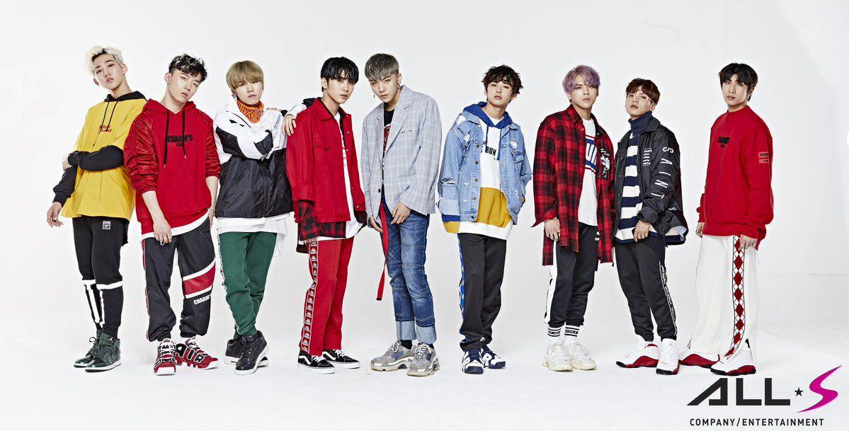 kpop debuts of 2018 - 16  d-crunch