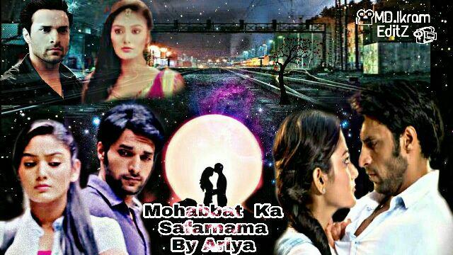 Ariya Story:- Mohabbat Ka Safarnama! (Valentines Special