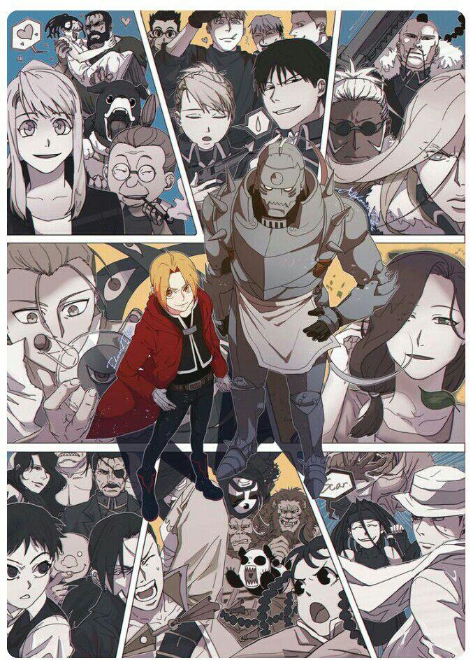 Anime Lyrics~! - Fullmetal A  Brotherhood (ed2) - Wattpad