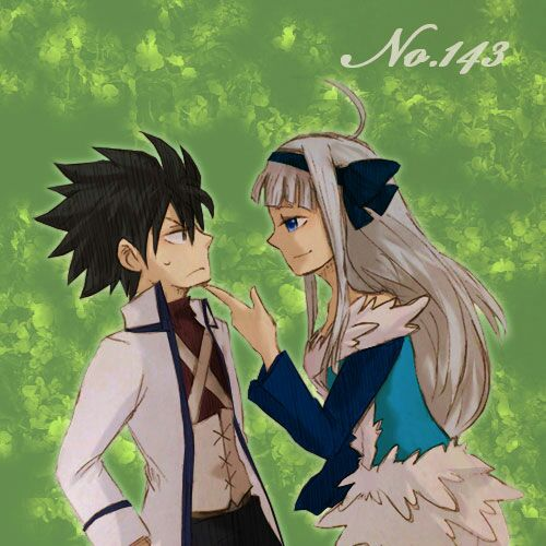 fairy tail worst ships w   pictures - gray x angel