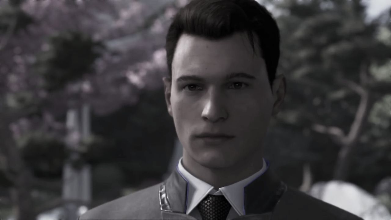 Detroit become human  (ONE SHOTS//IMAGES) - Connor x Hank's daughter