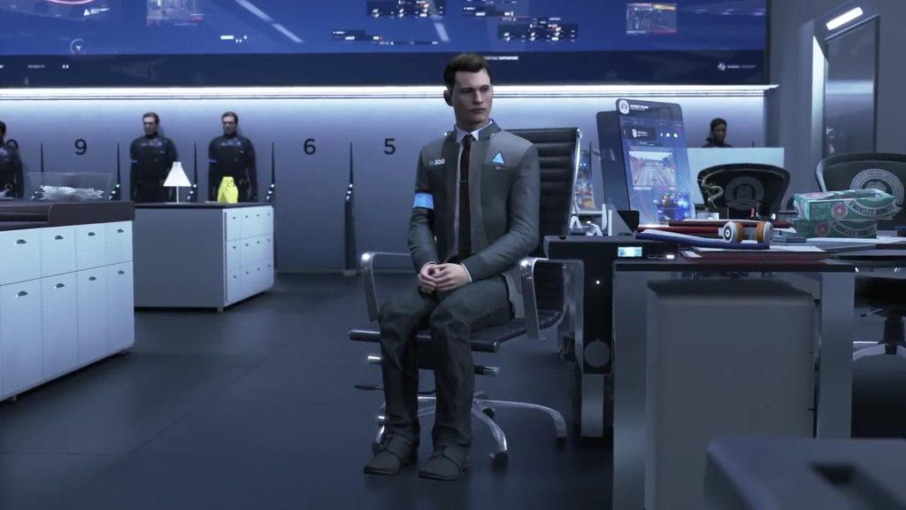 Detroit: Become Human | Connor x OC - Chapter Nineteen