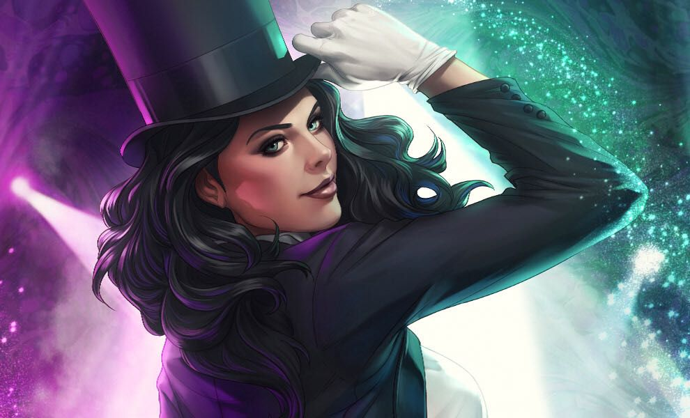 Heroes/Villains X Reader (Lemons) •Requests are Closed• - Zatanna X