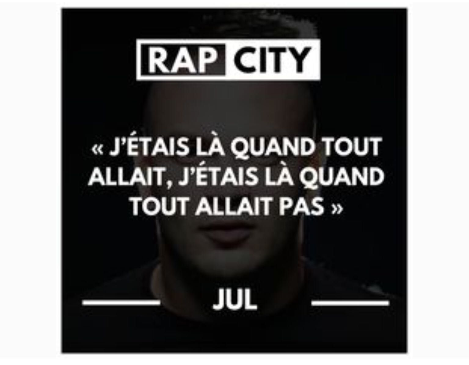 Le Rap Ou L Amour Jul Wattpad