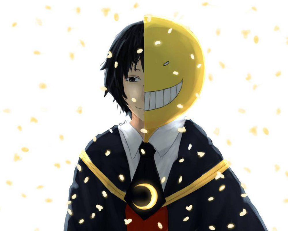 Assassination Classroom (One Shots + Lemons) - Koro sensei X