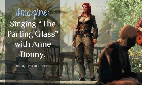 Assassins Creed Black Flag Imagines Anne Bonney Wattpad