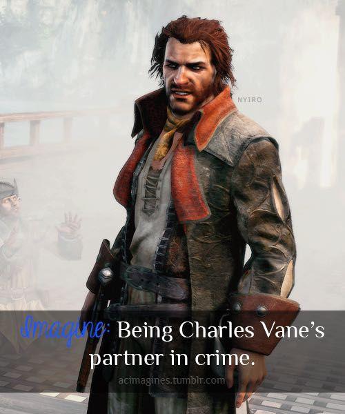 Charles Vane Black Flag