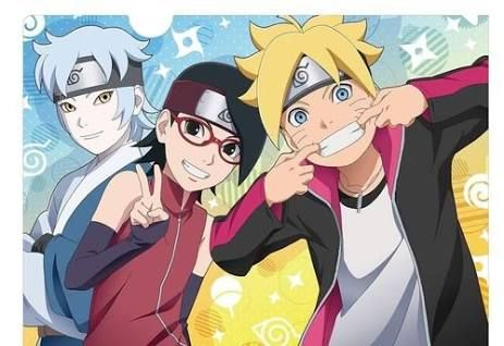 Boruto A Journey In The Past Chapter 2 Wattpad