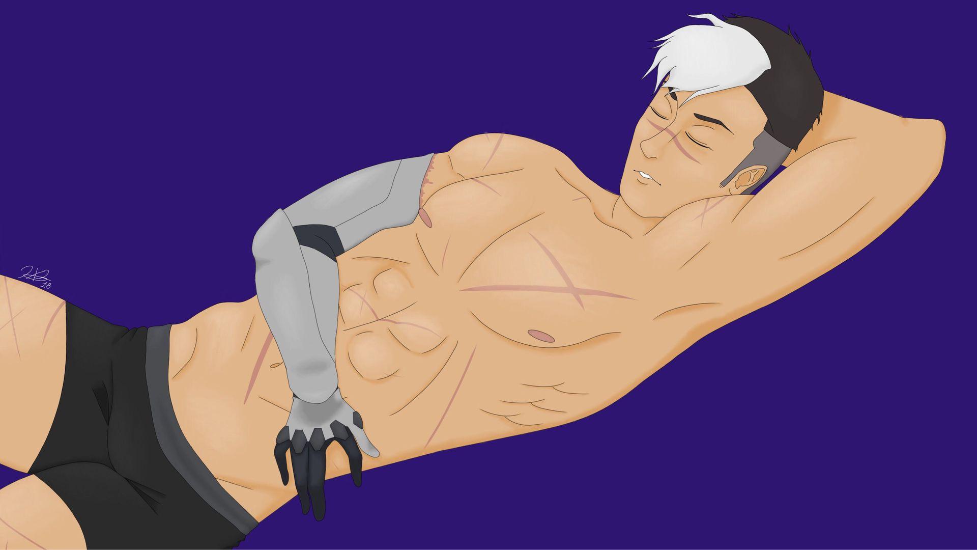 Voltron boys x reader oneshots (HAITUS) - {A Safe Place} Shiro x